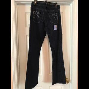 50c5119f Lee Jeans - LEE SLENDOR SECRET WOMEN'S BLUE JEANS TALL
